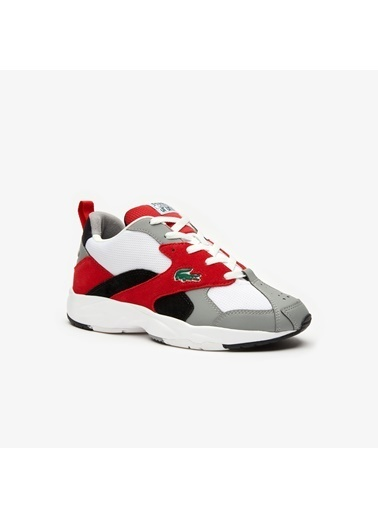 Lacoste Erkek Storm 96 1 Sneakers 739SMA0053.133 Gri